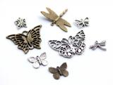 Бабочки, стрекозы, жуки
