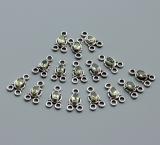 Подвески и коннекторы  из серебра 925