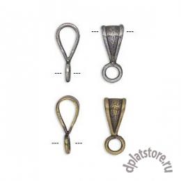 Бейл фронтальное кольцо латунь