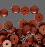 Кабошон деревянный 9-10 мм 1 шт