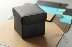 Складывающаяся коробочка разные цвета
