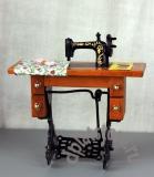 %Миниатюрная швейная машинка
