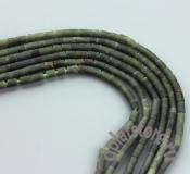 Змеевик оливковый хеши нить