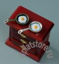 Подвеска сковорода с яичницей 1 шт