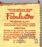 Салфетка для полировки металла Fabulustre 1 шт