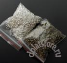 Колечки серебро или латунь 5 мм 10 шт