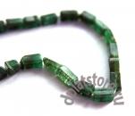 Авантюрин изумрудно-зеленый нитка