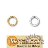 Колечки разъемные 5 мм 10 шт TierraCast®